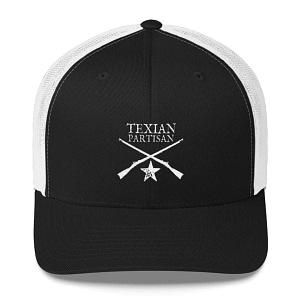 Texian Partisan Trucker Cap