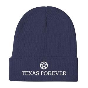Texas Forever Knit Beanie