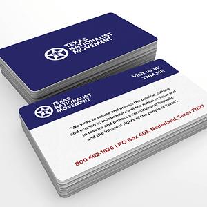 TNM Information Cards
