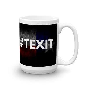 #TEXIT Mug