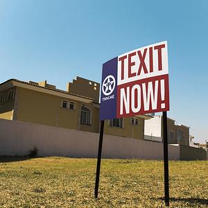 TEXIT Yard Sign Bundles