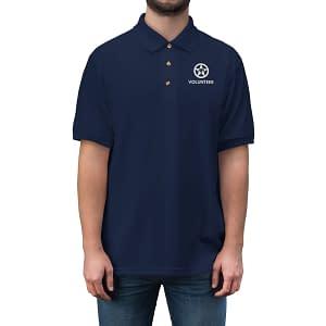 TNM Volunteer Jersey Polo Shirt