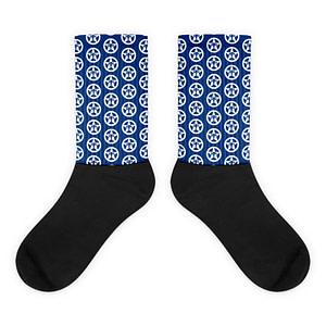 TNM Logo Socks